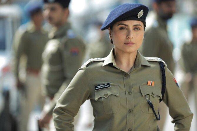 Rani Mukerji Mardaani 2 Movie First Look