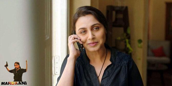 Rani Mukerji Film Mardaani Still