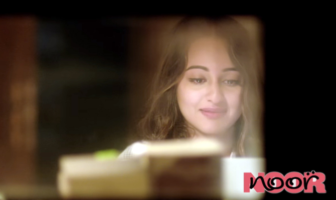 Sonakshi Sinha Movie NOOR Stills  26
