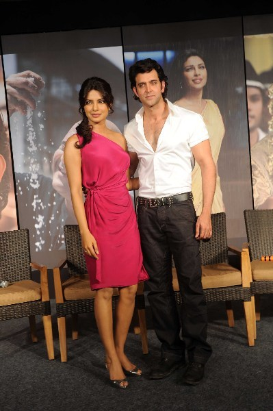 Priyanka Chopra in Agneepath with Hrithik Roshan