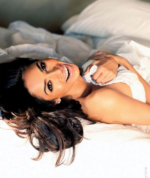 Mallika Sherawat Shoots for Maxim Cover Images