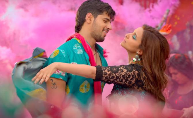 Parineeti Chopra   Sidharth Malhotra Jabariya Jodi Movie Photos  7