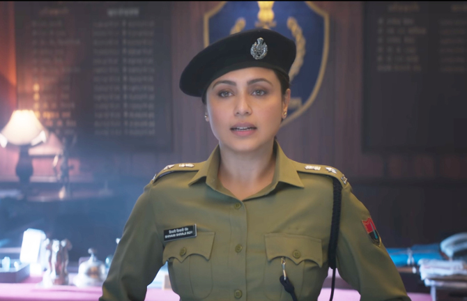 Rani Mukerji starrer Mardaani 2 movie photos  6