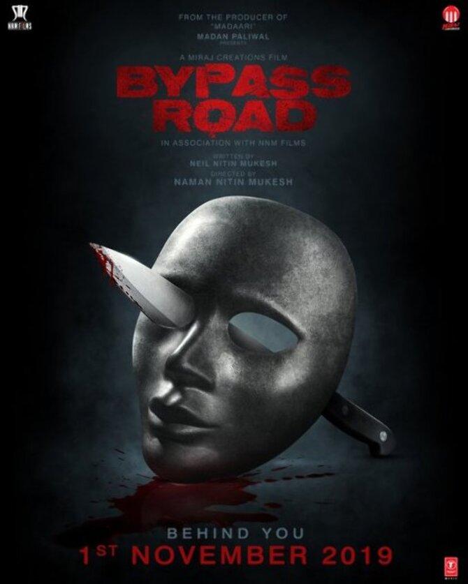 Thriller drama Bypass Road Movie Poster