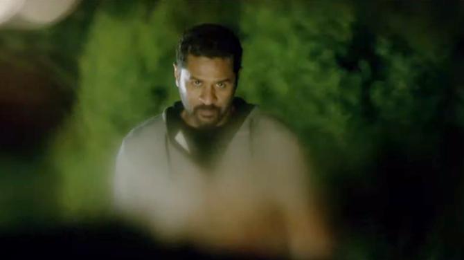Prabhu Deva starrer Khamoshi Movie Photo  2