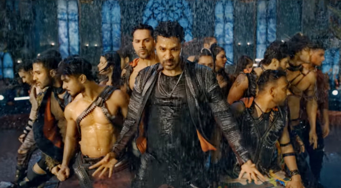 Prabhu Deva starrer Street Dancer 3D Movie Pics  2