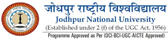 jodhpur national university