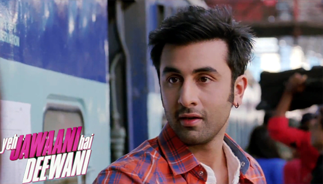 Ranbir Kapoor Yeh Jawaani Hai Deewani Movie Photo