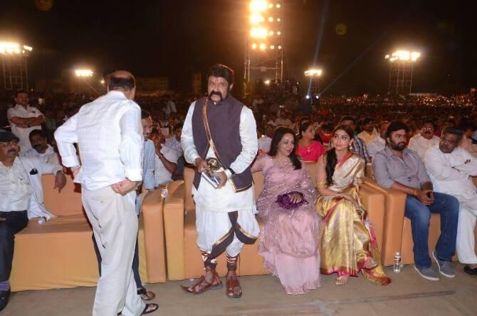 Gautamiputra Satakarni music launch   117
