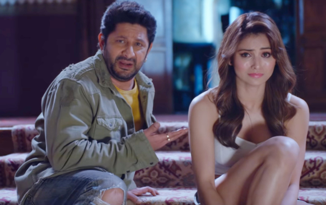 Urvashi Rautela  Arshad Warsi starrer Pagalpanti Movie Photos  1