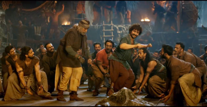 Aamir Khan Thugs Of Hindostan Hindi Movie Photos  26