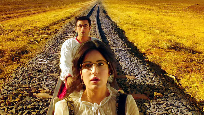 Katrina Kaif  Ranbir Kapoor Jagga Jasoos Movie Stills  5