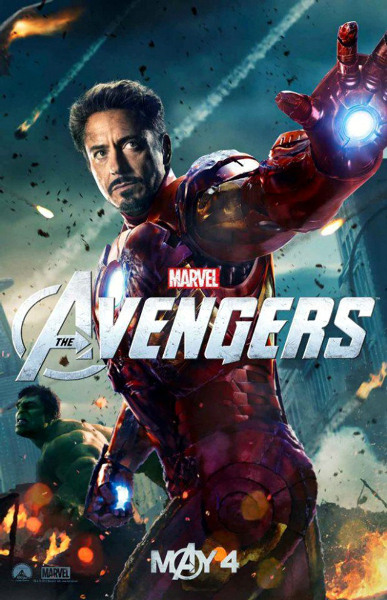 The Avengers Movie 2012 Poster