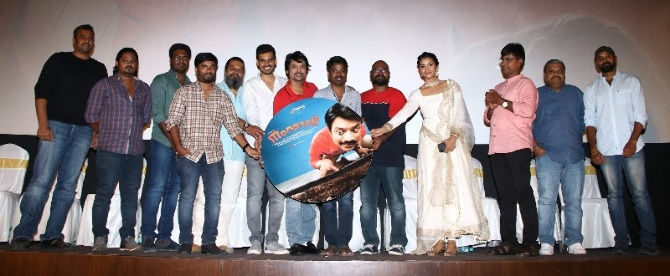Monster Tamil Movie Audio Launch  22