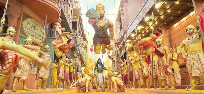 Varun Dhawan KALANK Movie Photos  4