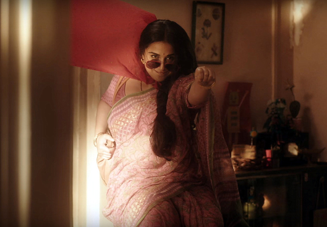 Vidya Balan Tumhari Sulu Movie Stills  6