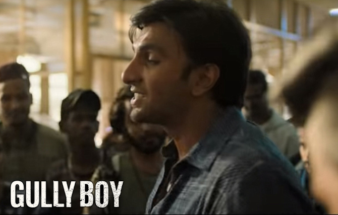 Ranveer Singh starrer Gully Boy Movie Photos  8