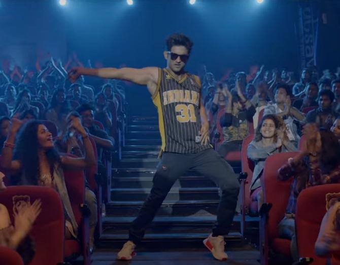 Sushant Singh Rajput starrer Dil Bechara Hindi Movie Photos  14
