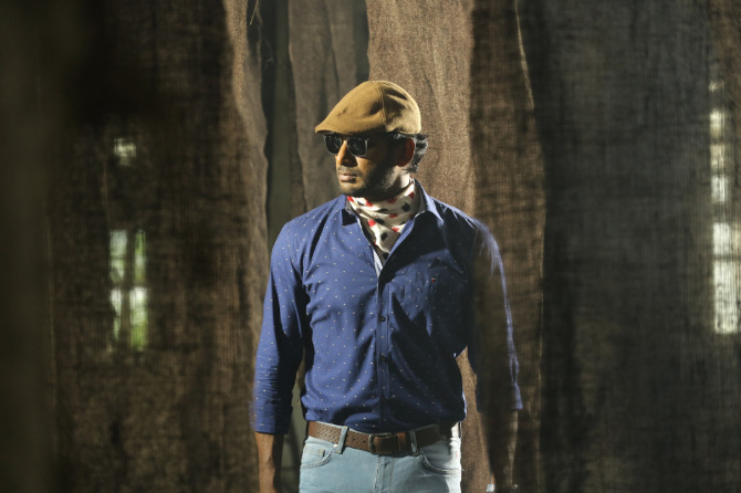 Vishal  s Detective Movie Stills  8
