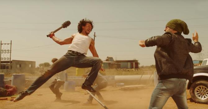 Tiger Shroff Munna Michael Movie Stills  30