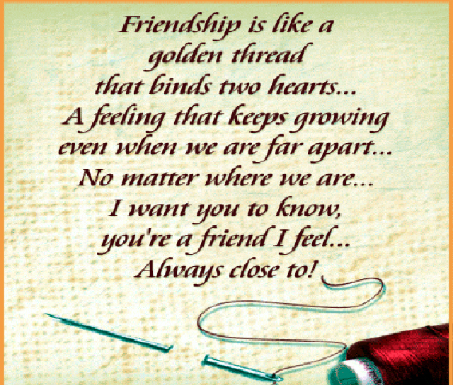 Friendship Day Quotes And Sayings. QuotesGram