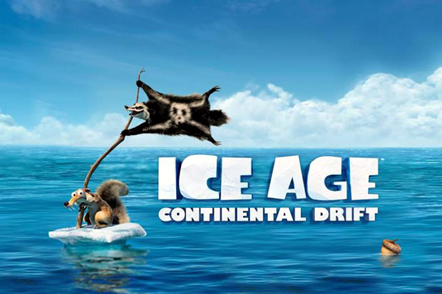 Ice Age Continental Drift Images