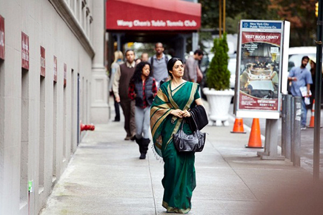Sridevi English Vinglish Movie Images