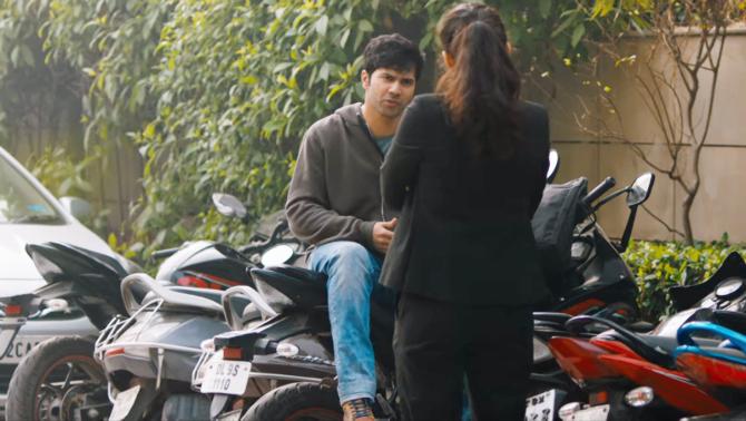 Varun Dhawan starrer October Movie Photos  11