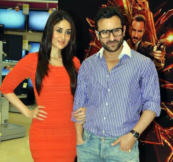 Kareena Kapoor Saif Ali Khan Movie Kareena Kapoor With Saif Ali