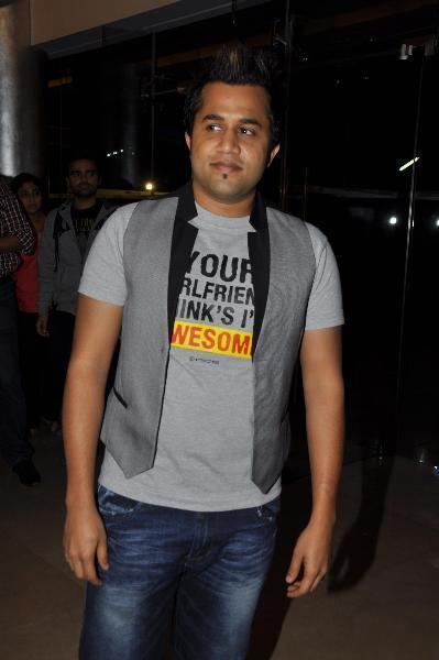 Omi Vaidya At Film Jodi Breakers Music Launch In Mumbai Photo
