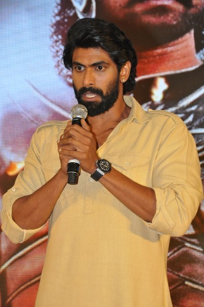 Rana Daggubati  Rajamouli Bahubali   The Conclusion Movie Pressmeet