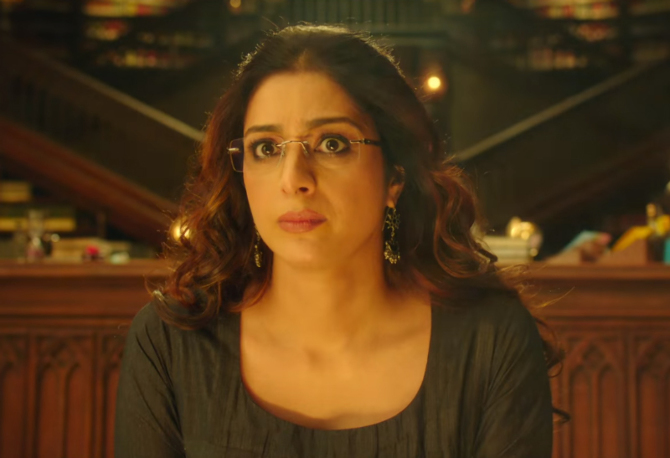 Tabu Golmaal Again Movie Stills  32