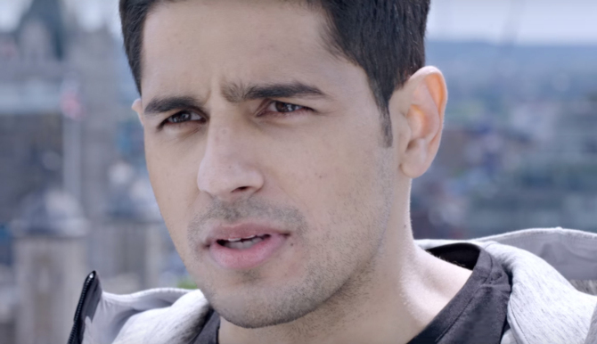 Sidharth Malhotra Aiyaary Movie Photos  63