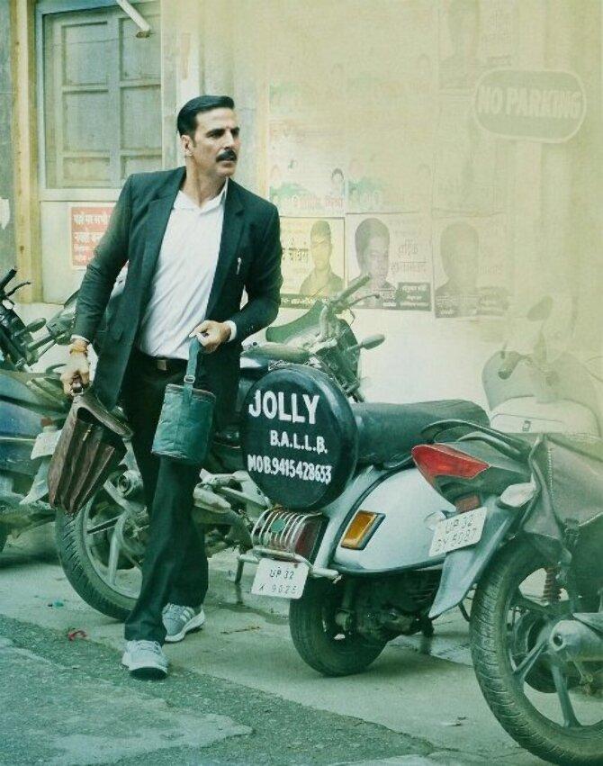 Akshay Kumar Jolly LLB 2 Film Stills  2