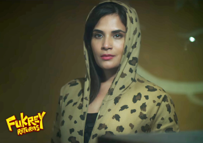 Richa Chadda Fukrey Returns Hindi Movie Stills  29