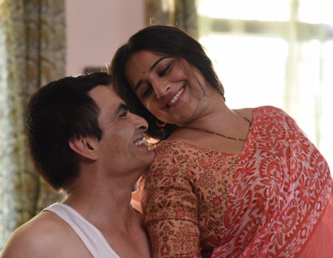 Vidya Balan Movie Tumhari Sulu Stills  4