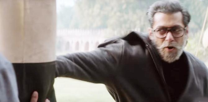 Salman Khan in   as BHARAT movie  Photos  15