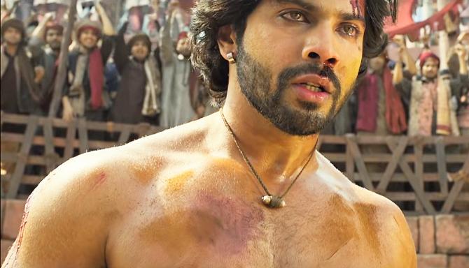 Varun Dhawan KALANK Movie Photos  5