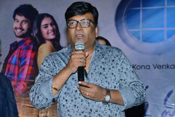 Ee Maaya Peremito Telugu Movie Press Meet  9