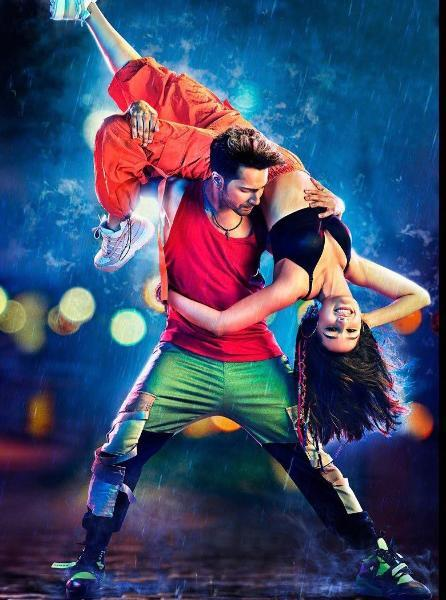 Shraddha Kapoor    Varun Dhawan Street Dancer 3D Movie photo  12