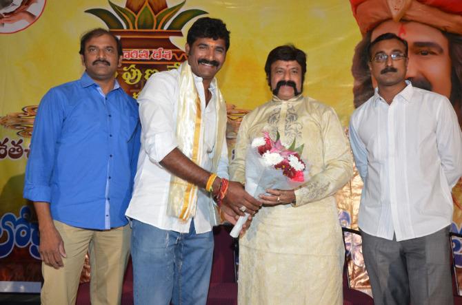 Gautamiputra Sathakarni Movie Nandamuri Balakrishna Fans Meet  23