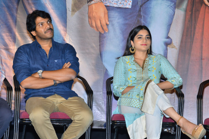 Enduko Emo Movie Press meet  40