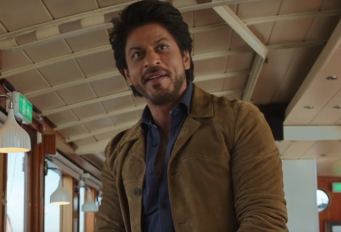 Shah Rukh Khan Jab Harry Met Sejal Movie Pics  13