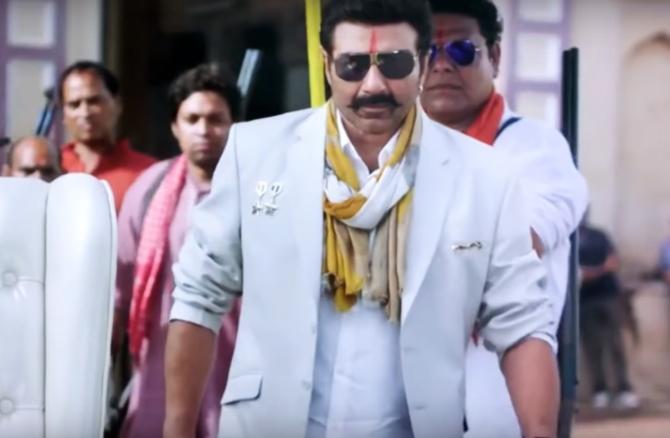 Sunny Doel starrer Bhaiaji SuperhitHindi movie photos  16