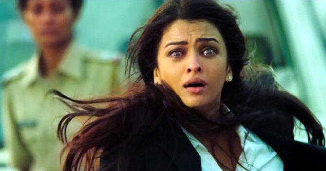 Aishwarya Rai Bachchan JAZBAA  Movie Photo