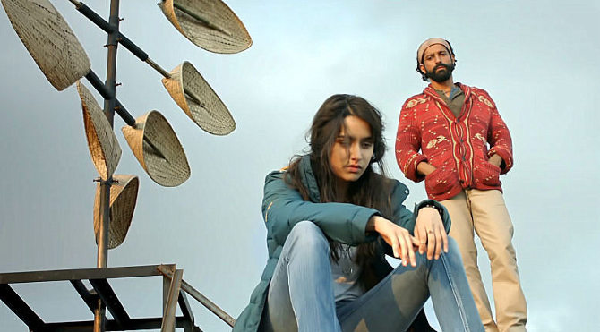 Shraddha Kapoor Rock On 2 Movie Stills  7