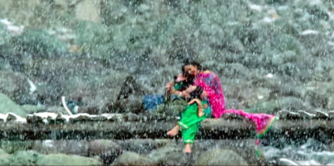 Tripti Dimri and Avinash Tiwary Laila Majnu Movie Photos  8