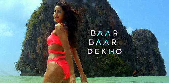 Katrina Kaif Movie Baar Baar Dekho Stills  9