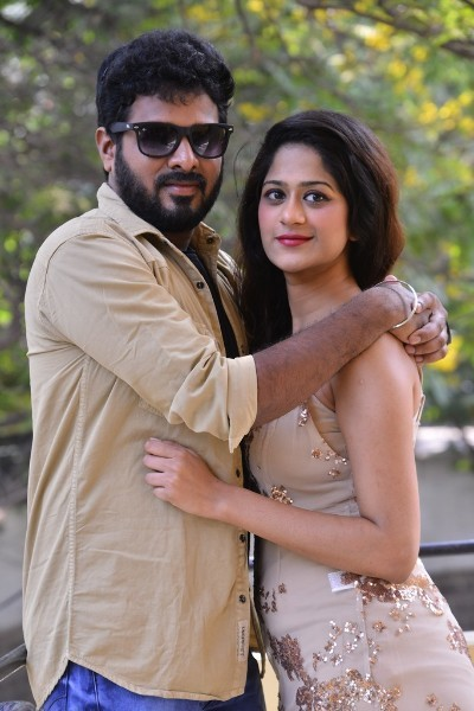 Gang Leader Telugu Movie Pressmeet  14