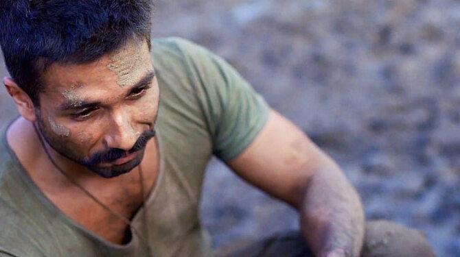 Shahid Kapoor Rangoon Movie Stills  4